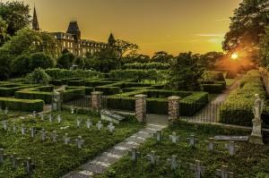 206-Sittard-Garden-At-Sunset